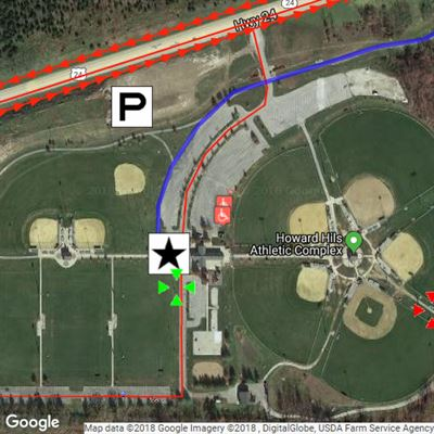 4th of July Fireworks Extravaganza Event Parking