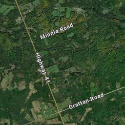 Ottawa Valley Landforms Scribble Maps