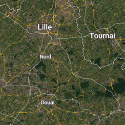 Map of Belgium, England, and France : Scribble Maps